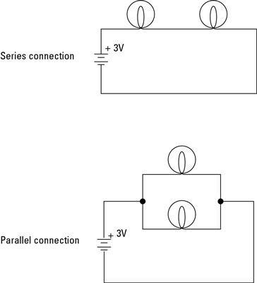 Electronics Projects How to Build Series and Parallel Circuits