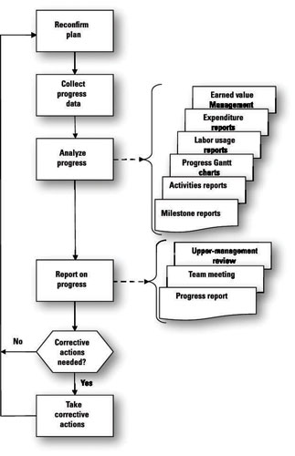 How to Control Your Project during Performance - dummies