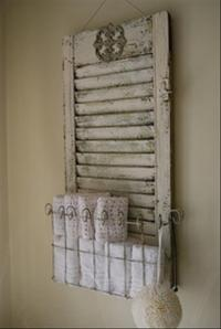Creative Uses For Old Window Shutters (20 Pics)