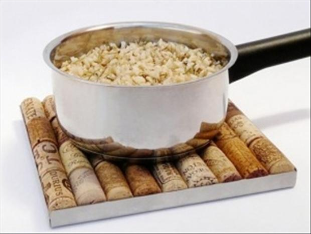 Crafty Uses For Old Wine Corks