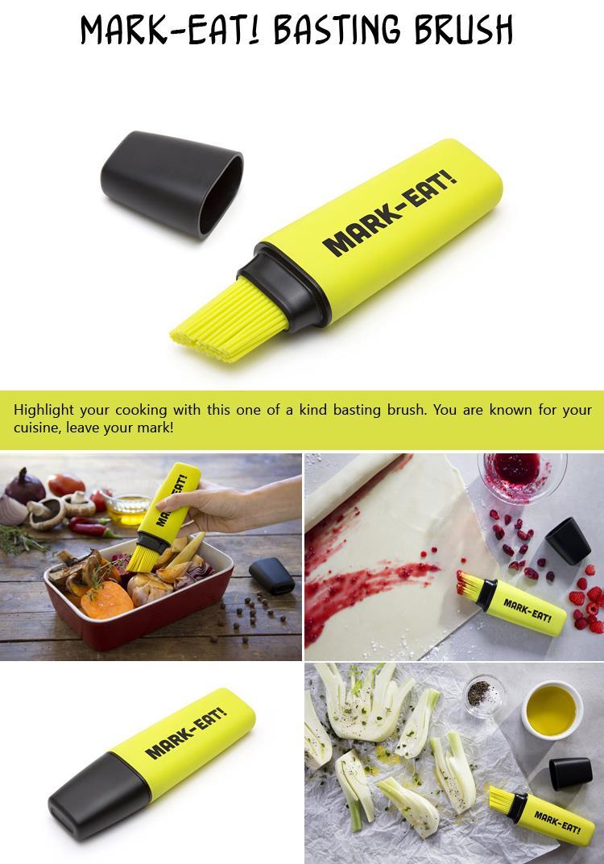 Mark-Eat Basting brush