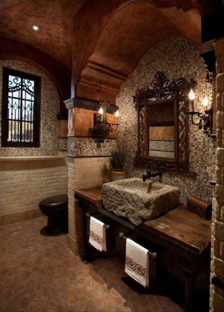 an amazing bathroom