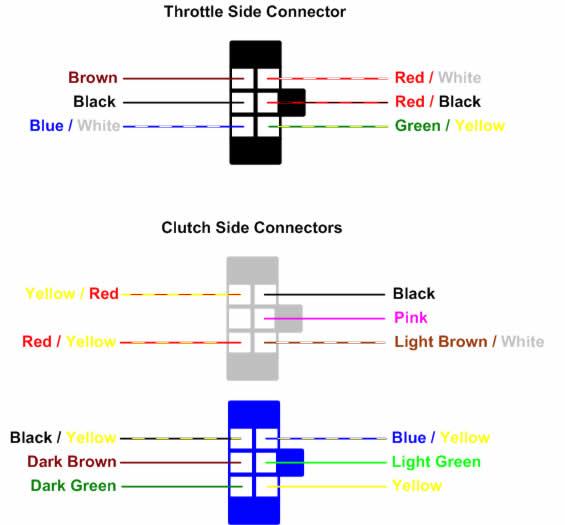 Vstar 1100 Wiring Diagram circuit diagram template