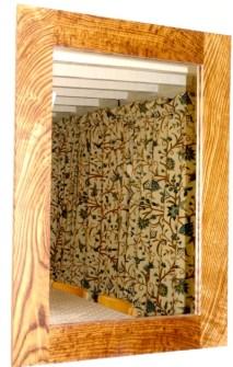 Brown Oak Mirrors