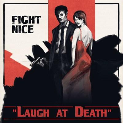 Laugh at Death album cover