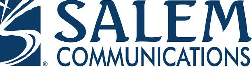 Salem Communications Logo (PRNewsFoto/Salem Communications Corporation)