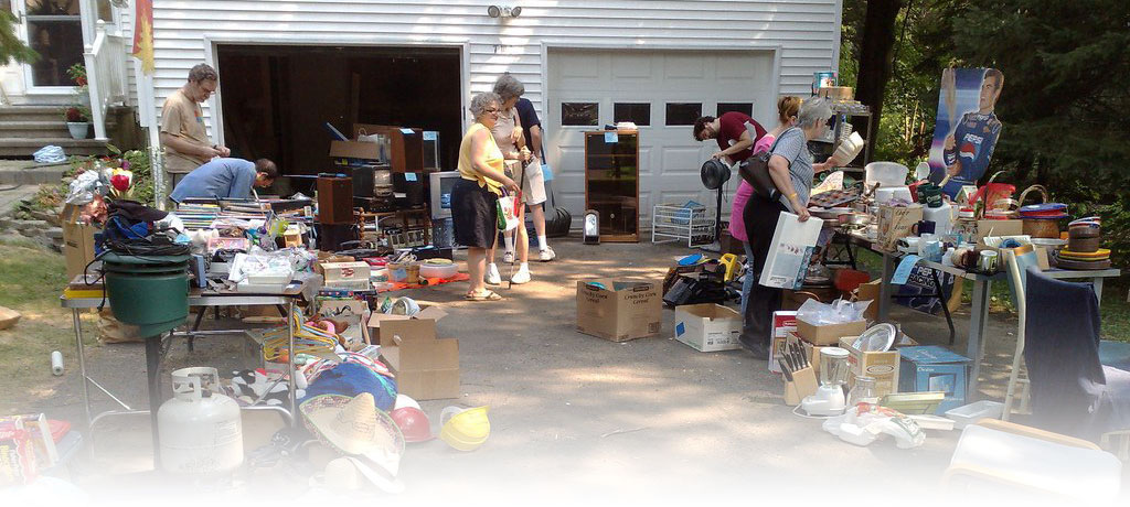 Garage Sales  Signs - City of Duncanville, Texas, USA
