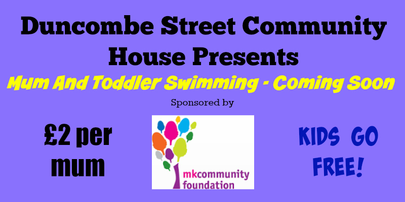 Mum And Toddler Swimming – Coming Soon