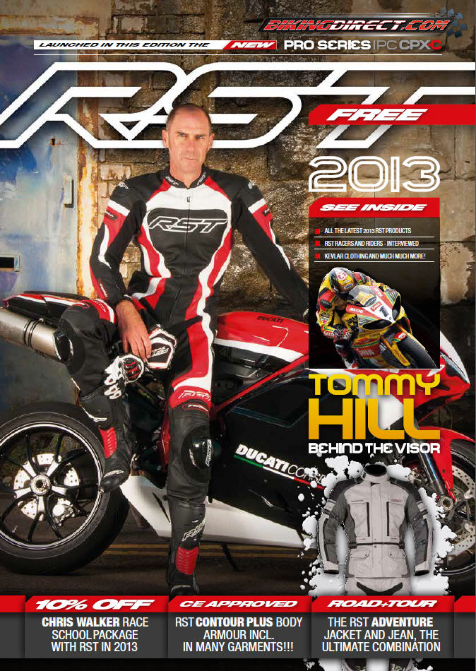 RST 2013 Catalogue Download