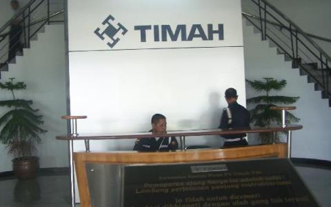 Kantor PT Timah Tbk