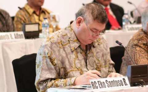 Direktur Utama BRAU, Eko Santoso Budianto.