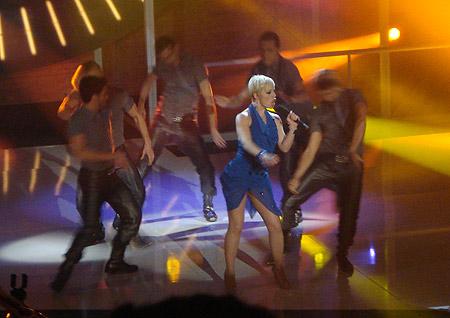 eurovision 4 Balance de cuentas 2009