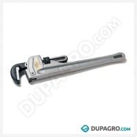 "Dupagro.com - Ridgid 24"" Aluminum Straight Pipe Wrench 31105"