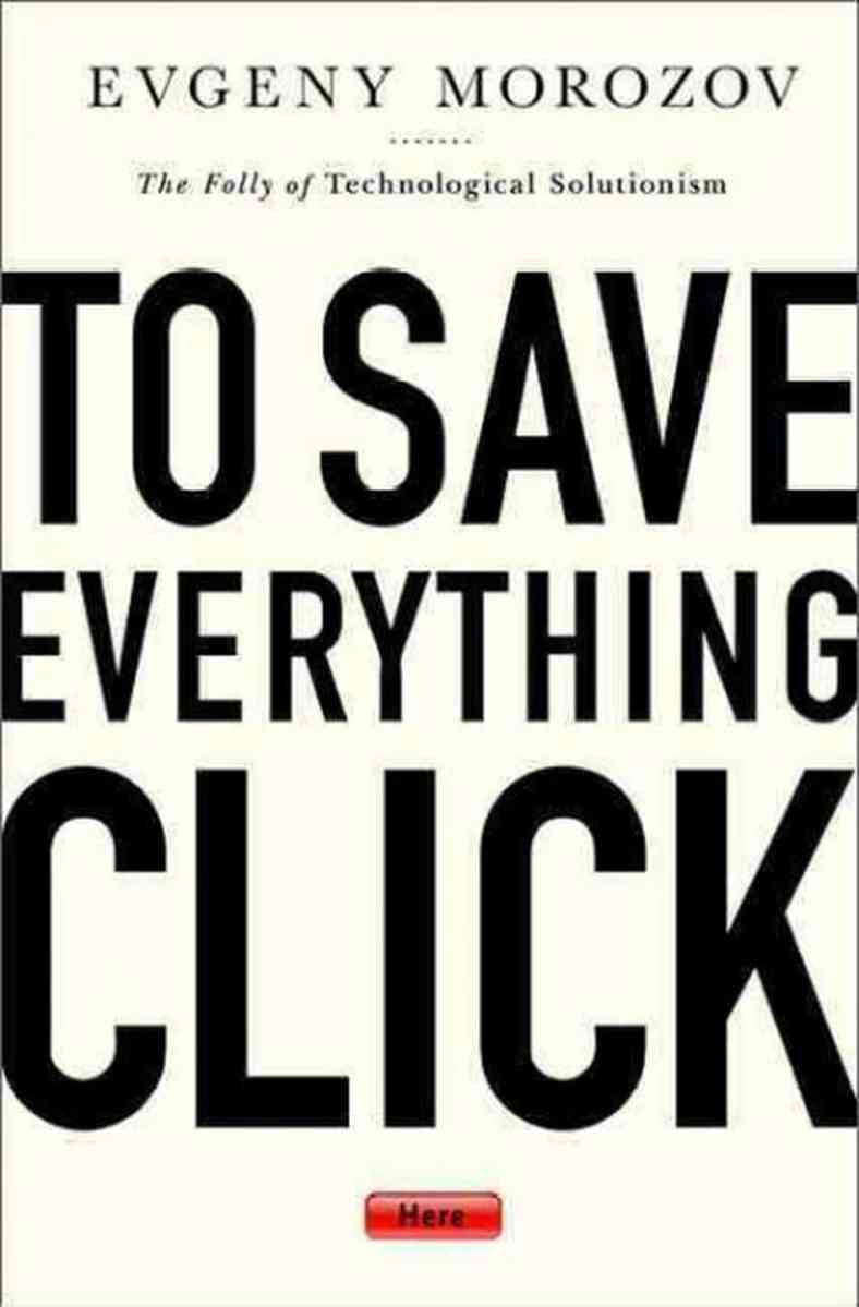 To save anything, click here