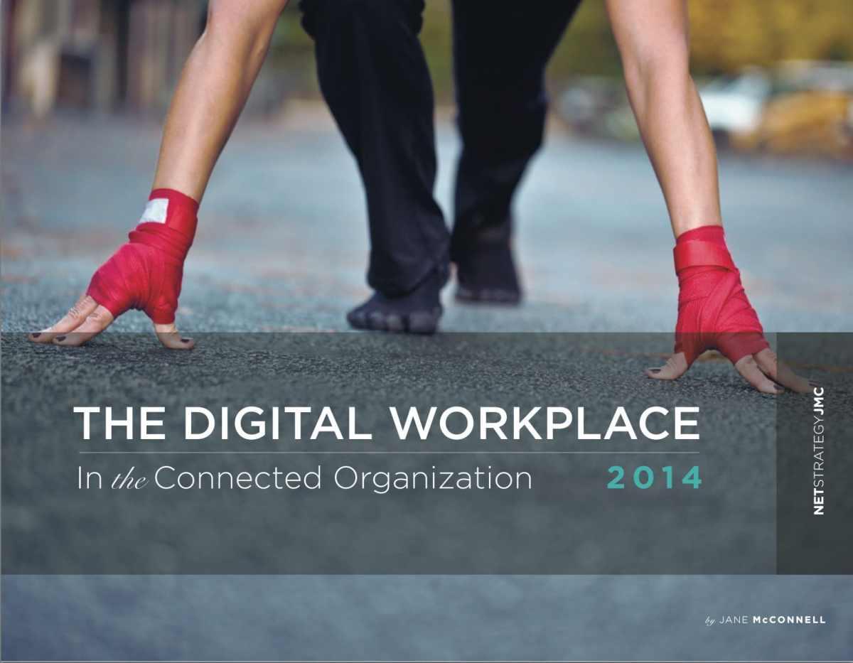 La Digital Workplace : une réalité, un scorecard et des challenges