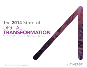 digital transformation 2014 altimeter