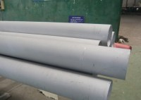 316 / 316L Schedule 40 Stainless Steel Pipe , 10 / 12