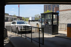 Taylor Miles | The Duquesne Duke. A car pulls into the Locust Garage. Duquesne is planning a parking system update that would allow cars with permits to enter and exit with a more automated system. The changes are predicted to save the University $1.5 million in the next decade.