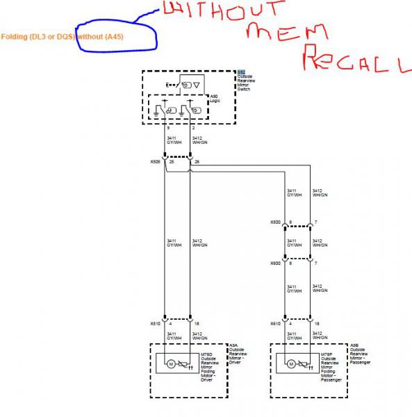 Chevy Mirror Wiring Diagram Electronic Schematics collections