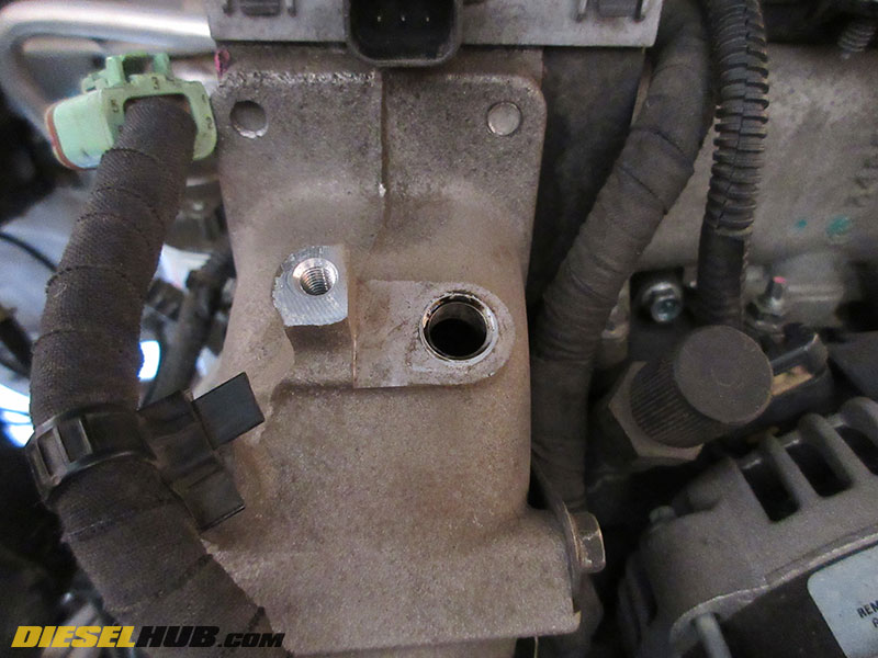 66L Duramax Diesel MAP Sensor Replacement Procedures