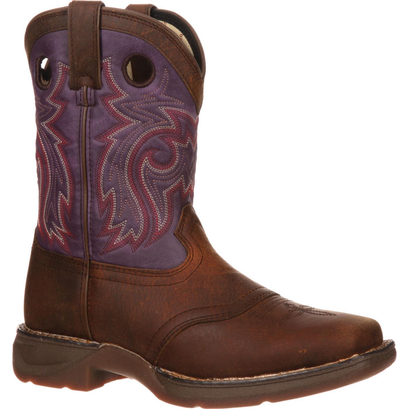 Lil39 Durango Little Kid Saddle Western Boot Dwbt043