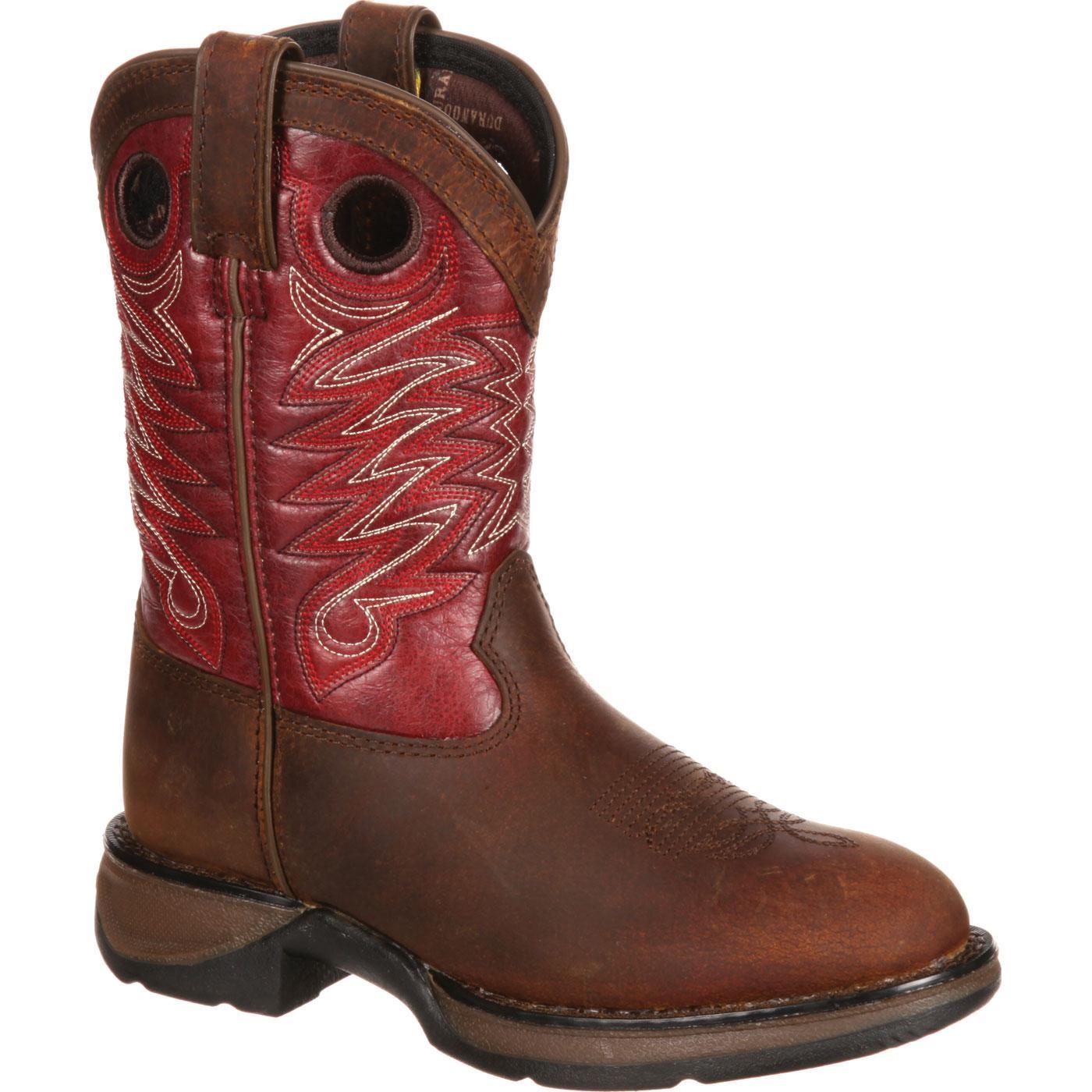 Lil39 Durango Little Kid Raindrop Western Boot Dwbt055