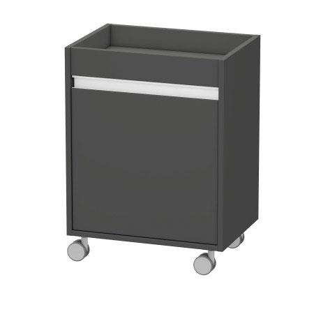 Ketho Rollcontainer #KT2530 L\/R Duravit - badezimmer rollcontainer