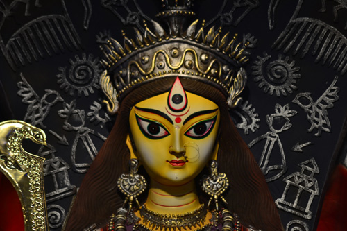 Suruchi Sangha New Alipore idol