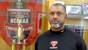 Robinson takes charge at Southern High School