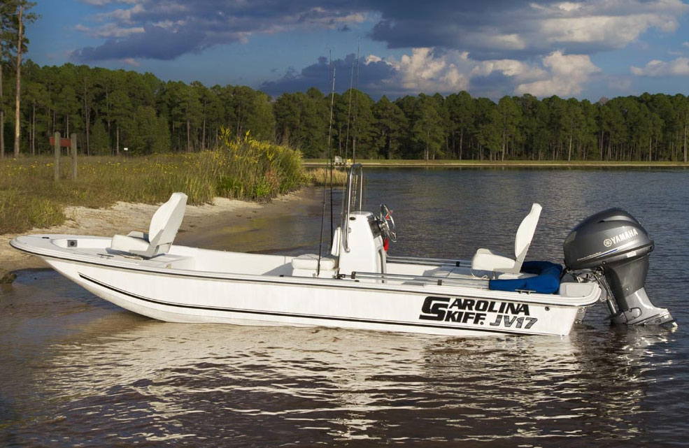 Dusky Sport Center - Carolina Skiff - JV Series - JV17