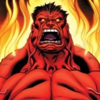 """Marvel Must Have Good Security on This """"Red Hulk"""" Thing"""
