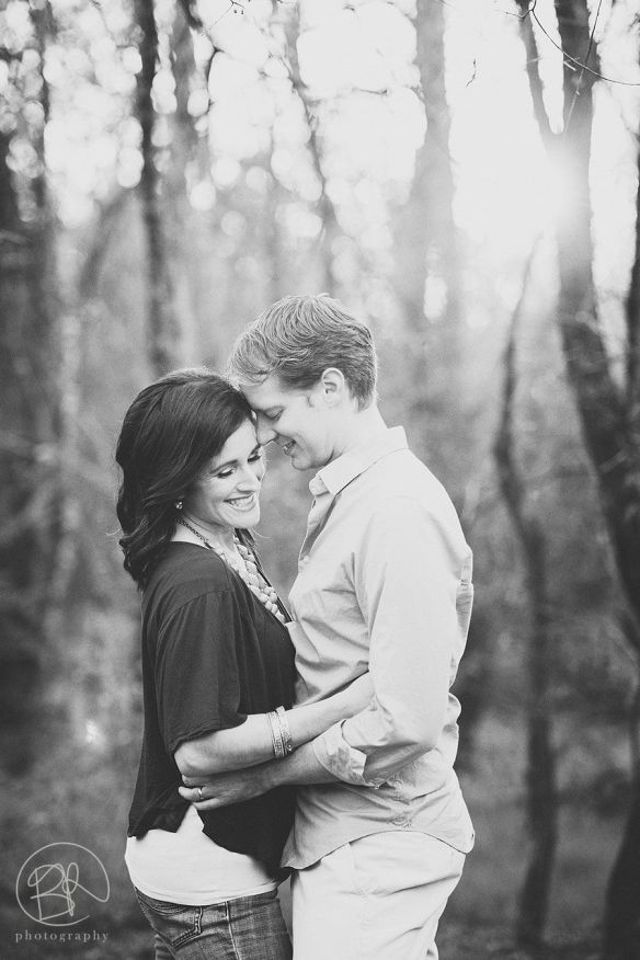 Amber and Dustin. Photo by BRC photography.