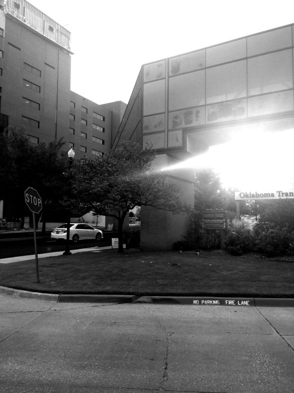 Skybridge at OU medical