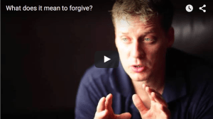 What does it mean to forgive?