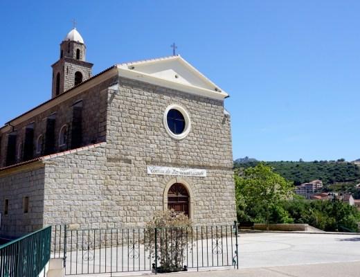 EGLISE NOTRE DAME DE LA MISERICORDE PROPRIANO CORSE BLOG VOYAGE TOURISME 11