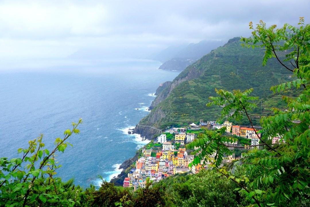 RIOMAGGIORE 5 TERRES ITALIE TOSCANE BLOG VOYAGE