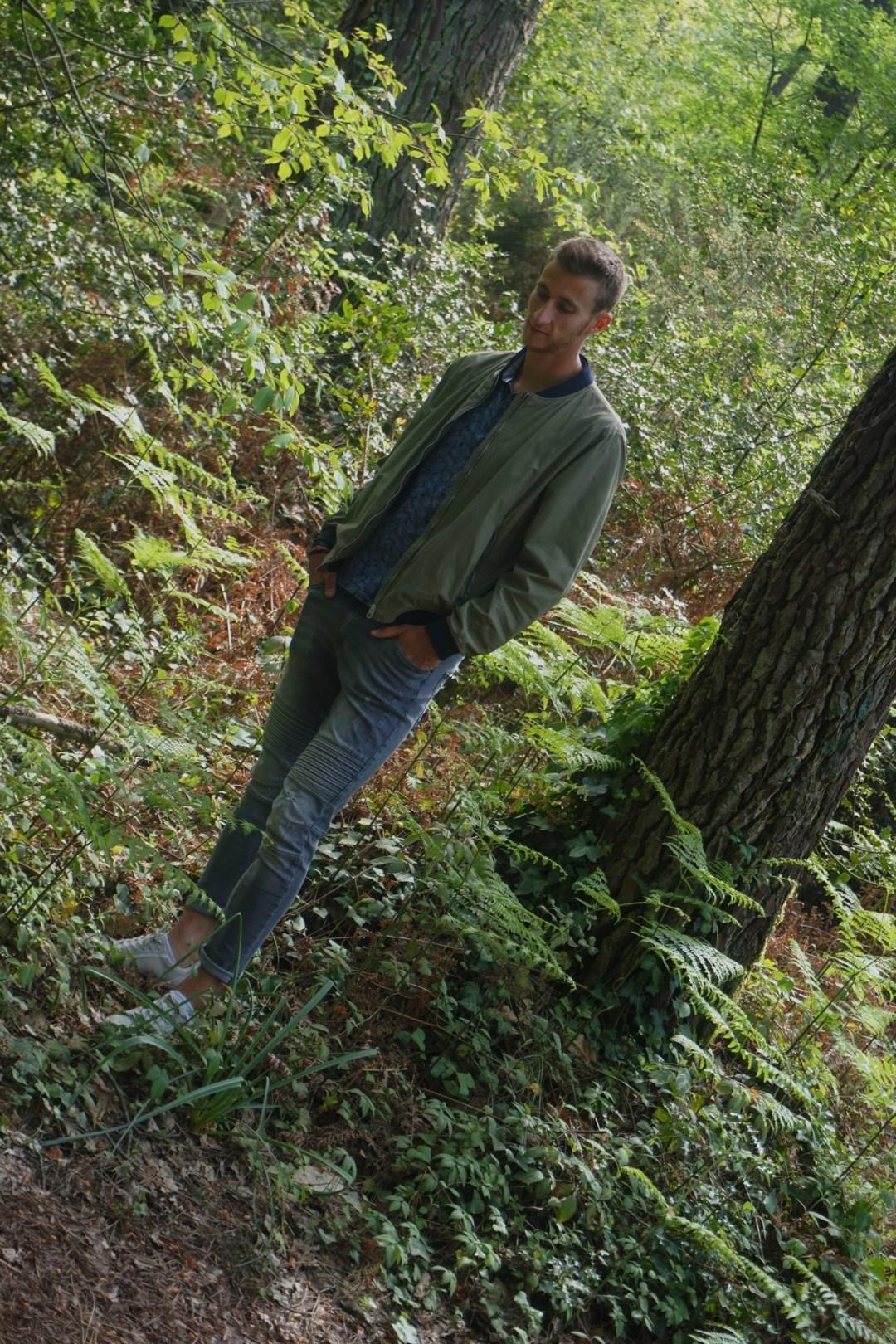 LOOK SPORTWEAR CHIC HOMME BOMBER ZARA PRINTEMPS BLOG BORDEAUX MODE LIFESTYLE 11