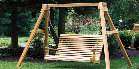 Outdoor Furniture Swings And Gliders Outdoor Goods