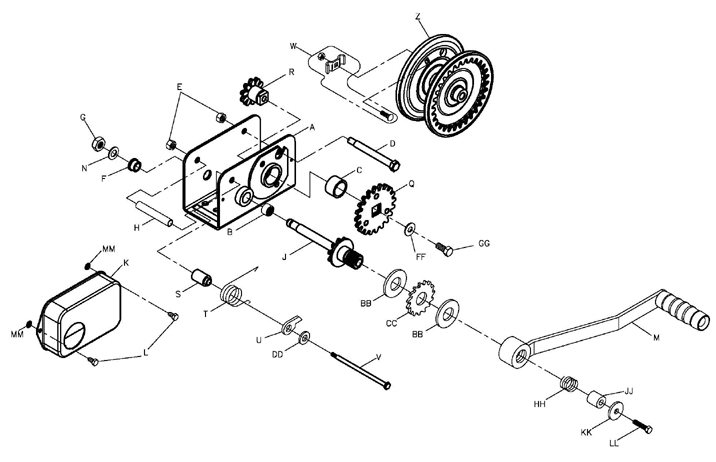 wiring diagram additionally polaris winch wiring diagram on polaris
