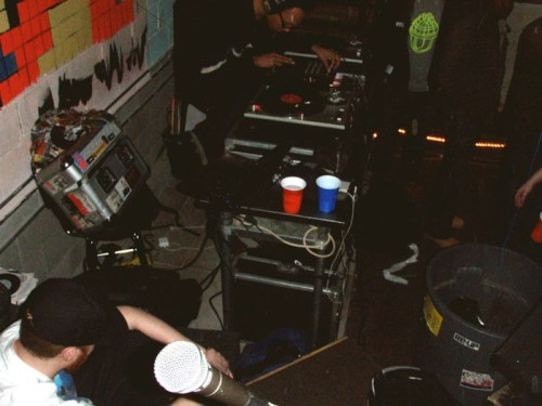 DJ RUPTURE AT GLASSLANDS