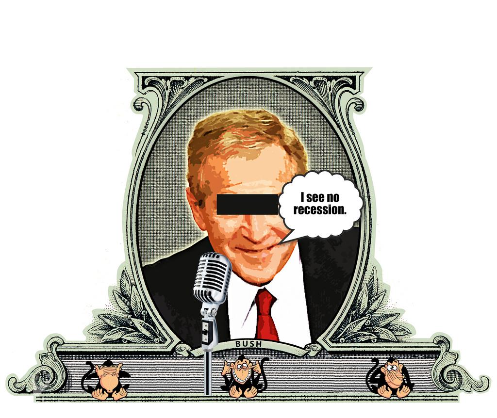 Recession Bush