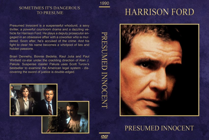 Presumed Innocent 1990 Amazing Presumed Innocent 1990 Imdb Waiter - movie presumed innocent