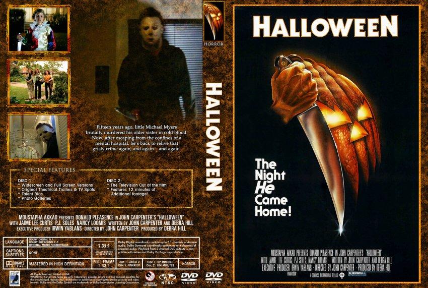 Thriller Mise en Scene  Halloween- Maddie Quirke