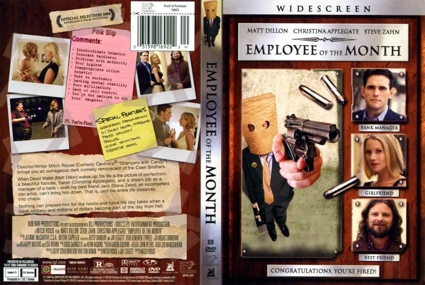 Employee of the month movie filmed - Homeland season 3 finale ratings
