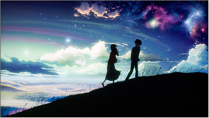 Your Lie In April Quotes Wallpaper 5 Centimeters Per Second Blu Ray
