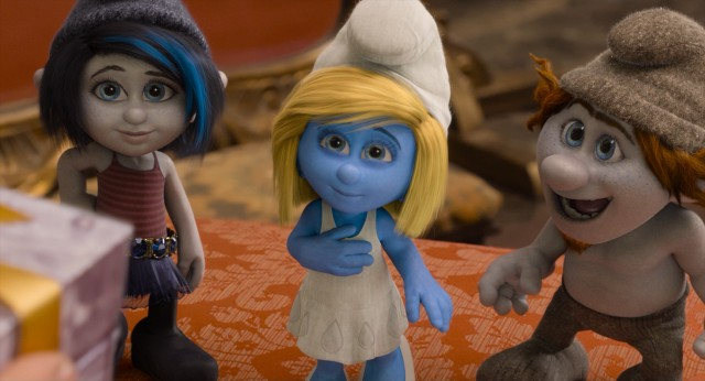 The Smurfs 2 3d Live Wallpaper The Smurfs 2 Blu Ray 3d Review