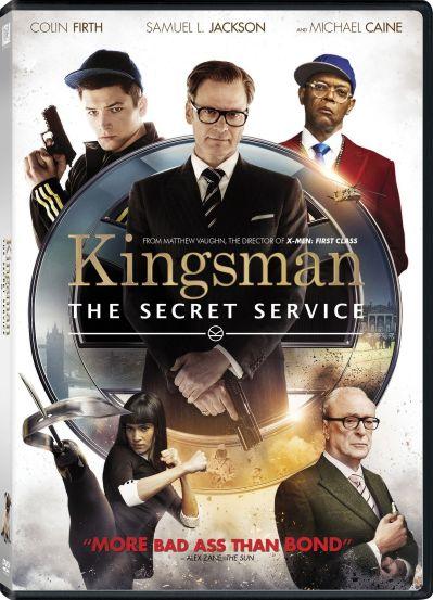 Kingsman: The Secret Service DVD Release Date June 9, 2015