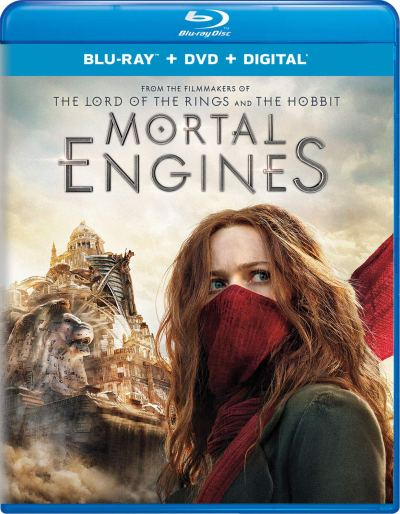 Mortal Engines DVD Release Date March 12, 2019