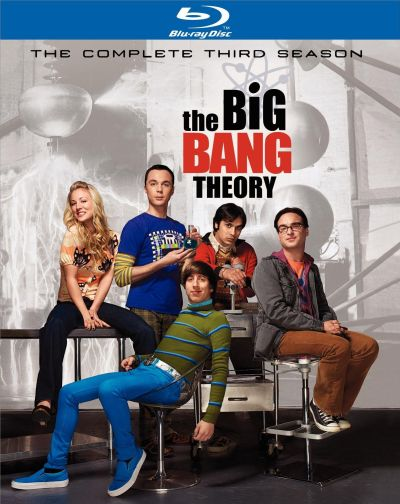 The Big Bang Theory DVD Release Date