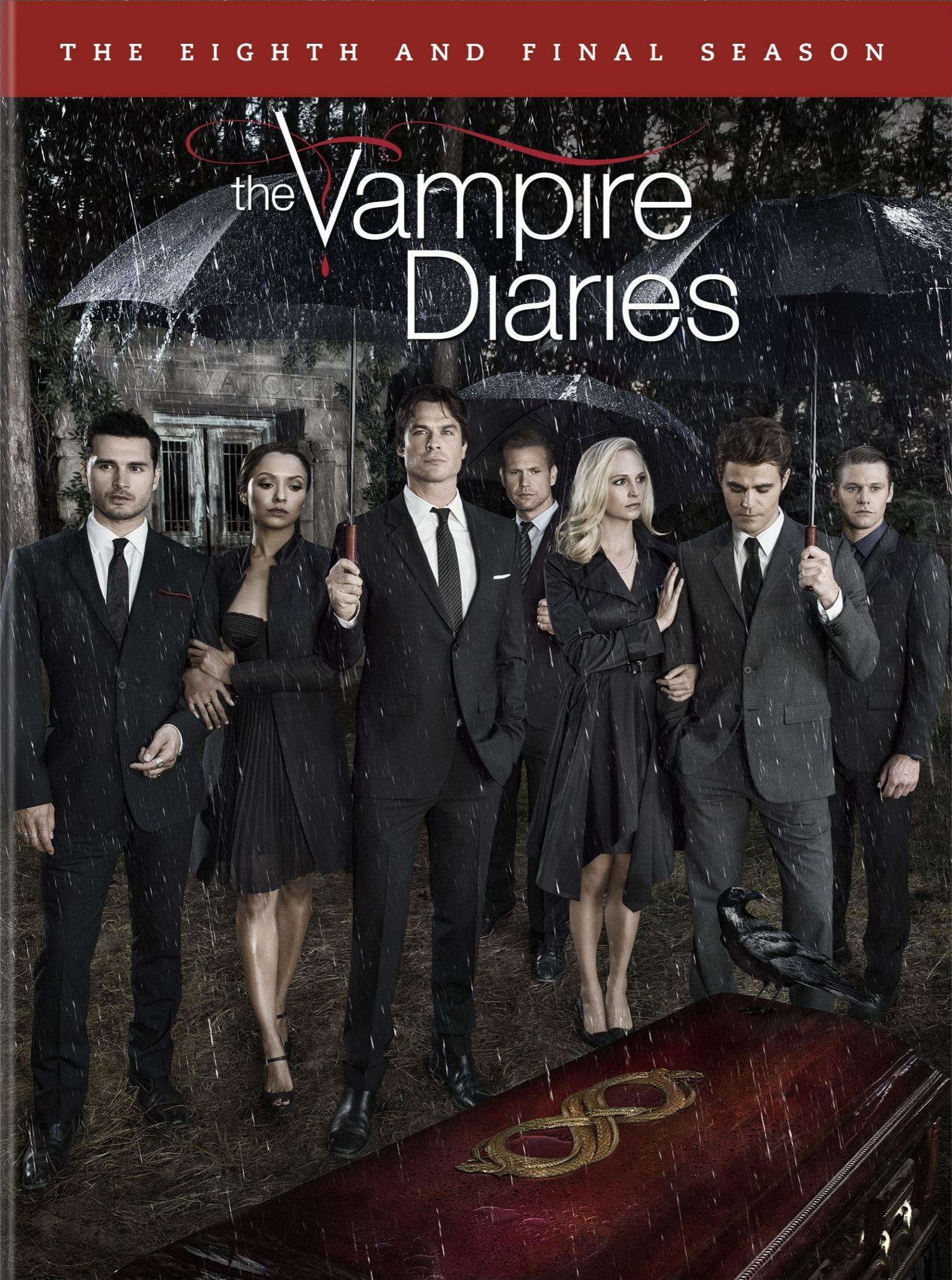 Mystic Falls Wallpaper The Vampire Diaries Dvd Release Date
